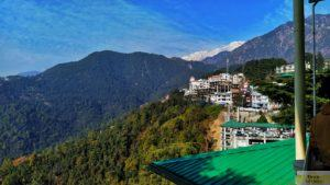camping and other leisure activities in Mcleodganj