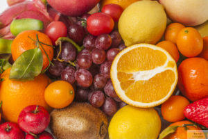 Fruits and vegetable rich in water-soluble vitamins are