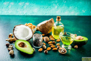 Here are some of the fruits and vegetables which are rich in fats are