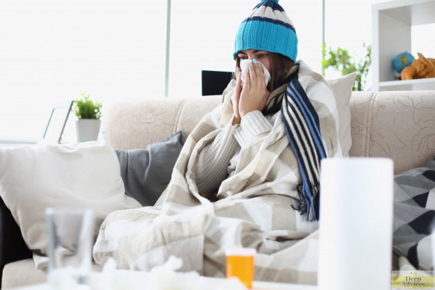 Home Remedies for Common Cold & Cough