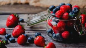 Berries are nutrient powerhouse and rich in vitamin C