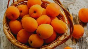 Drupes are the group of seasonal fruits which include peaches