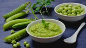 Green peas contain an adequate amount of heart-healthy minerals
