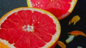 pomelo and orange and commonly related to weight loss